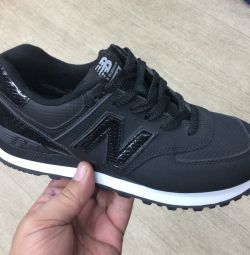 New sneakers NB 37 size