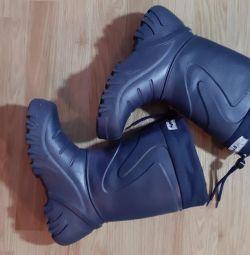 Rubber boots lemigo r 37 new (Poland)