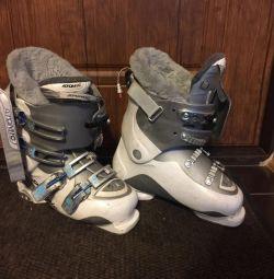 Kayak botları (kadınlar için)
