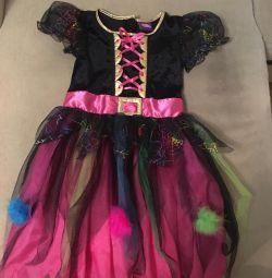 rochie de vrăjitoare