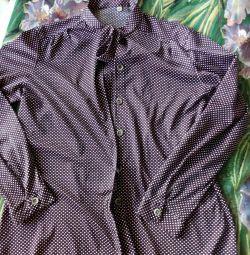 Блузки разные 46-50