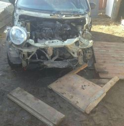 Spare parts from Matiz new and used