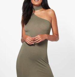 Φόρεμα με Choker Boohoo νέο μέγεθος S