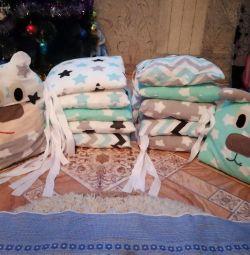 Bead pillows