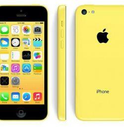 ★ Smart Apple iPhone 5c 8gb yellow original