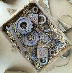 Çikolatalı aletler orijinal hediye