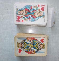 Παίζοντας κάρτες