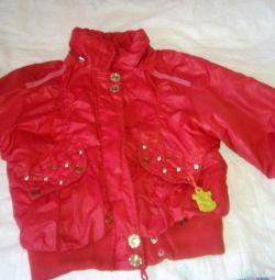Ilkbahar ve sonbahar ceket