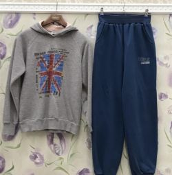Tracksuit for a boy