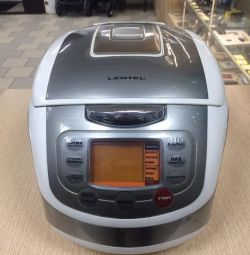 Multicooker Lentel rc-50dps