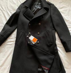 Voi vinde o haină elegantă pentru bărbați la modă