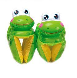 Παιδικά μανίκια για κολύμβηση Βάτραχοι, 28x19