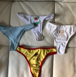 Swimwear-thong for children