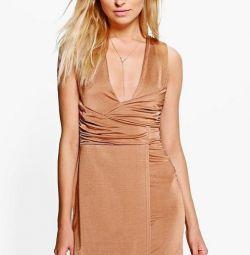Κοκτέιλ φόρεμα Boohoo νέο μέγεθος Μ
