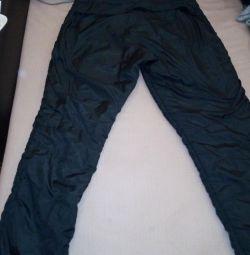 Pantolonlar çok sıcak