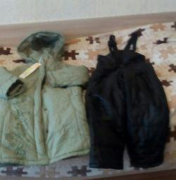 Пальто,Штаны