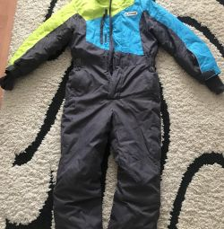 Children's ski jumpsuit