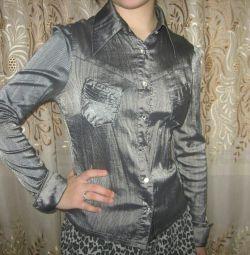 Μπλούζα πουκάμισο