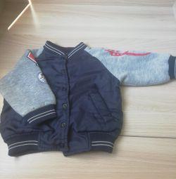 Jacket timp de 6 luni