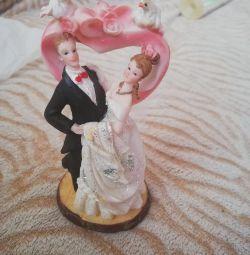 Figurina de nunta pentru tort
