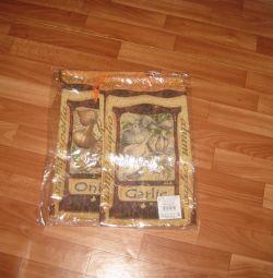 Set de saci de tapiserie