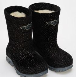 Χειμερινά μπότες ZEBRA.
