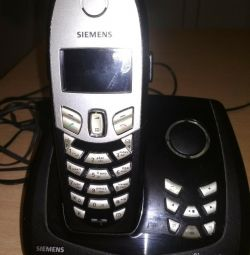 SIEMENS radio telephone