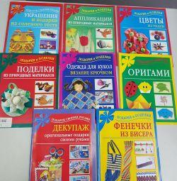 Çocuklar için dikiş kitapları