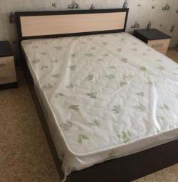 Fabrikadan yataklar ve döşekler