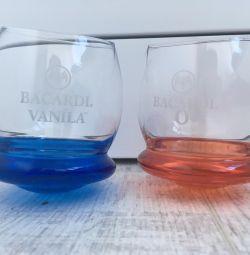 Набор бокалов Bacardi