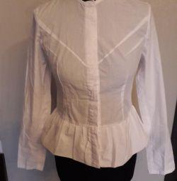 White blouse new