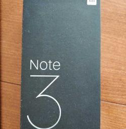 Xiaomi Mi Nota 3