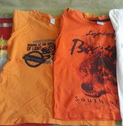 Tricouri pentru 8-9 ani