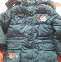 Erkek çocuk için Demi ceketi