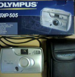 фотоапарат OLYMPUS TRIP 505