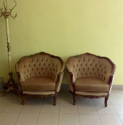 Кресла 2 шт Италия