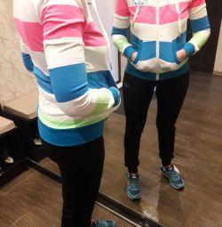 Новый Женский спортивный костюм Adidas