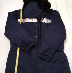 Jacket working winter
