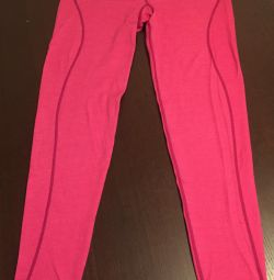 Thermal underwear pants H / H