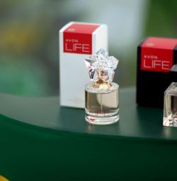 perfumery water Avon LIFE