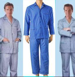 ΝΕΕΣ πιτζάμες ανδρών παγκοσμίως