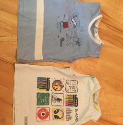 T-shirts Barilotto 18 m