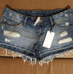 Shorts MANGO new