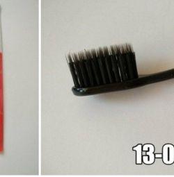 Bambu diş fırçaları