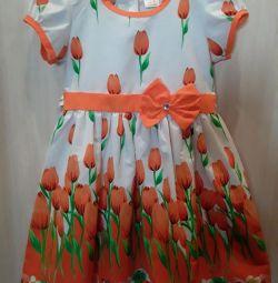 Dress elegant river 104-110