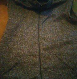 New fleece vest