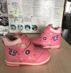 Demi-season παπούτσια ορθοπεδικά 25 μέγεθος