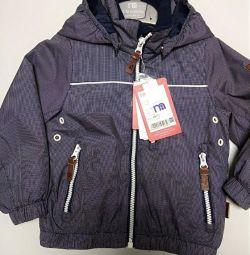Куртка для мальчика (новая)Reima