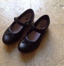 Pantofi pentru fata Clarks, soluția 29