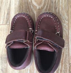 Mothercare γνήσια δερμάτινα παπούτσια